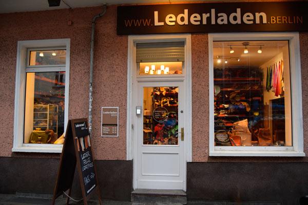 Lengeschäfte Berlin lederversand berlin leder und im lederladen friedrichshain