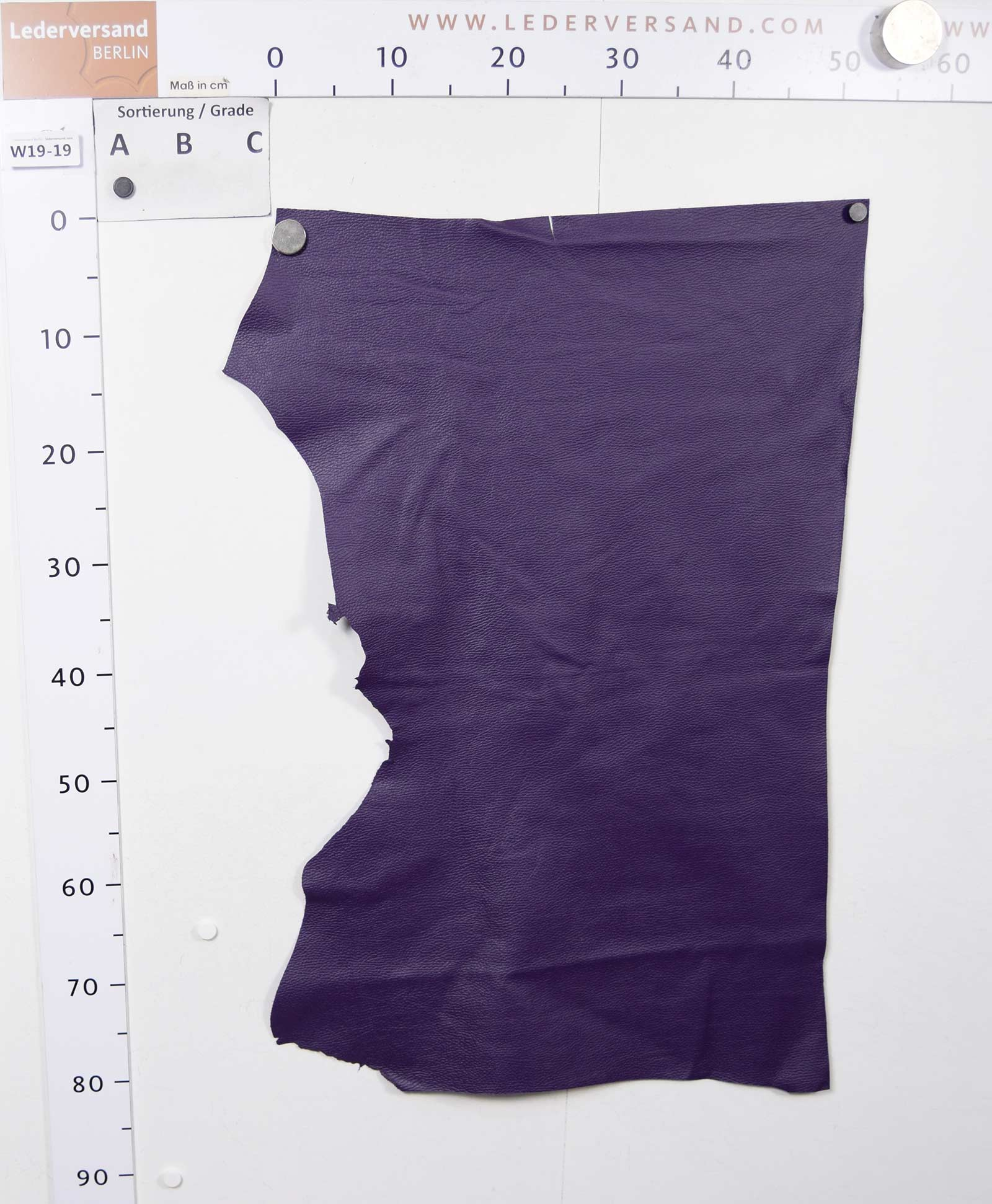 Rindsleder-Nappa-lila-1-mm-Lederreste-Lederstuecke-Rindsnappa-Bastelleder-w19